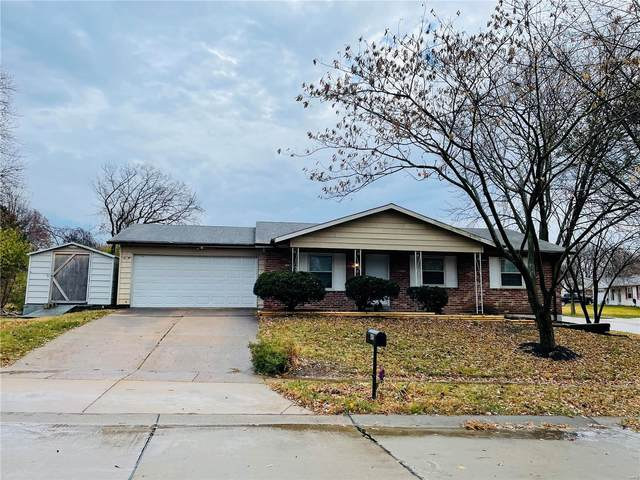 2508 Millvalley Dr, Florissant, MO 63031 (#20084432) :: Parson Realty Group