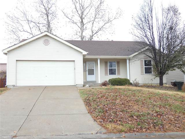 1722 Summergate Estates Drive, Saint Peters, MO 63303 (#20084440) :: Parson Realty Group