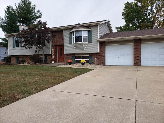 335 Saint Rose Drive, Godfrey, IL 62035 (#20084446) :: Parson Realty Group