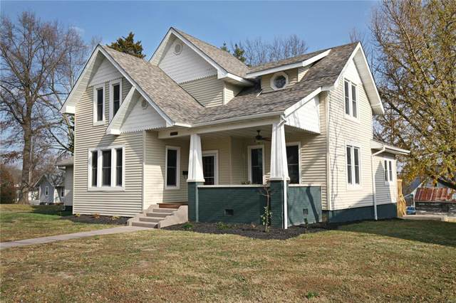 326 N 6th Street, Vandalia, IL 62471 (#20084475) :: Clarity Street Realty