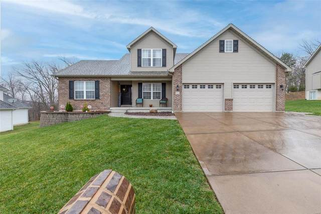 10520 Victoria Falls Dr., Festus, MO 63028 (#20084496) :: Parson Realty Group