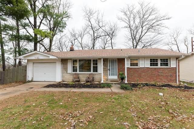 10911 Waycroff Drive, St Louis, MO 63114 (#20084523) :: Parson Realty Group