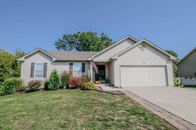 356 Rockport Drive, Troy, MO 63379 (#20084525) :: St. Louis Finest Homes Realty Group