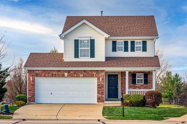 122 Bayhill Village, O'Fallon, MO 63368 (#20084537) :: Realty Executives, Fort Leonard Wood LLC