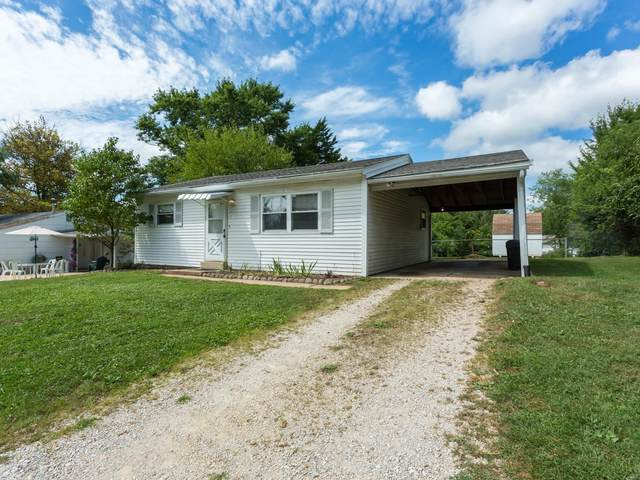 7 Bow, Fenton, MO 63026 (#20084556) :: The Becky O'Neill Power Home Selling Team