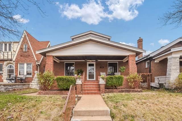 4055 Alma Avenue, St Louis, MO 63116 (#20084564) :: PalmerHouse Properties LLC
