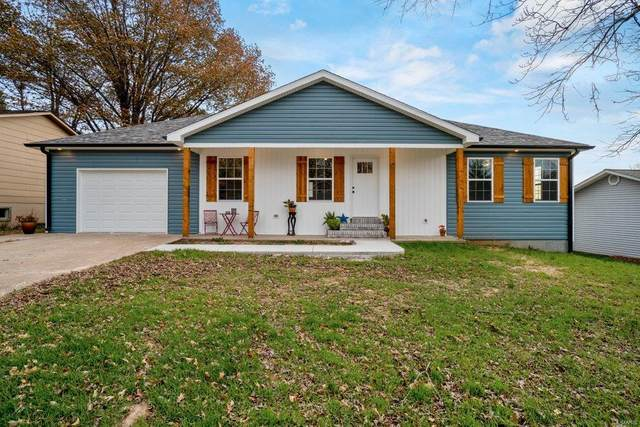 224 S Forester, Cape Girardeau, MO 63701 (#20084584) :: Matt Smith Real Estate Group