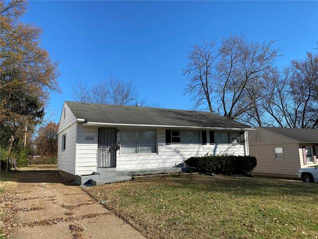 9718 Scottdale, St Louis, MO 63136 (#20084586) :: RE/MAX Vision