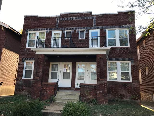 6040 Southwest, St Louis, MO 63139 (#20084589) :: Clarity Street Realty