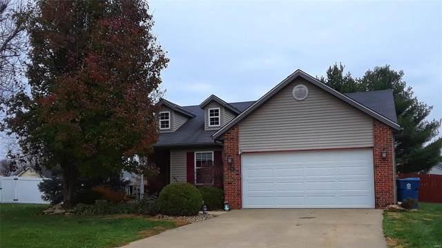 102 Bayfield Drive, Glen Carbon, IL 62034 (#20084608) :: Fusion Realty, LLC