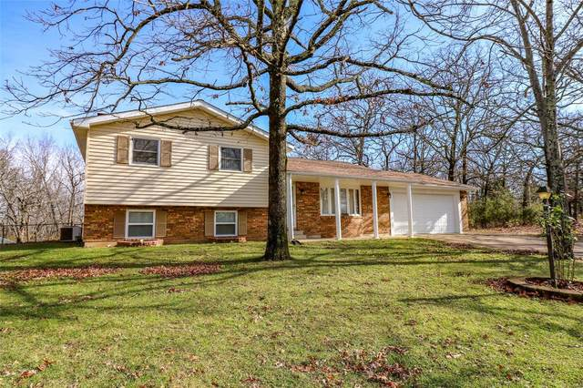 550 St Francois, Bonne Terre, MO 63628 (#20084628) :: RE/MAX Professional Realty