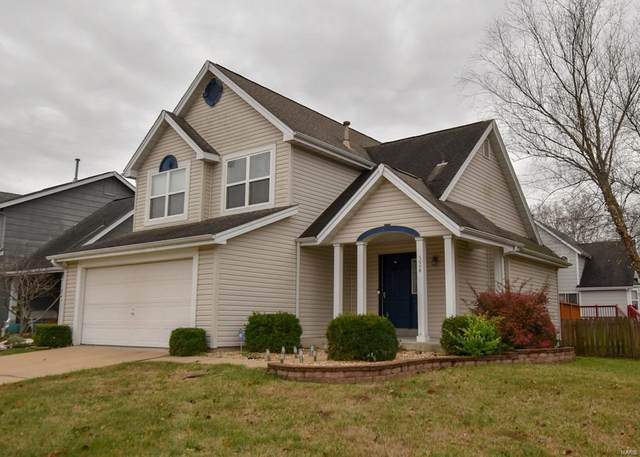 324 Xavier Court, Valley Park, MO 63088 (#20084643) :: Parson Realty Group