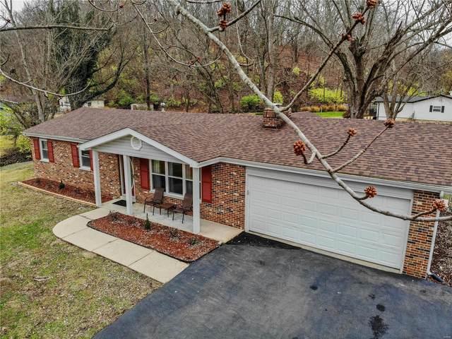 2145 Bryan Drive, High Ridge, MO 63049 (#20084646) :: Kelly Hager Group   TdD Premier Real Estate