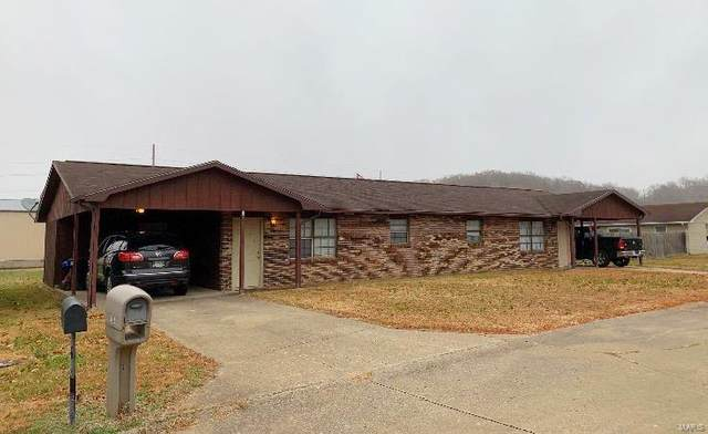 165 W Forester Drive Dup, Cape Girardeau, MO 63701 (#20084647) :: Matt Smith Real Estate Group