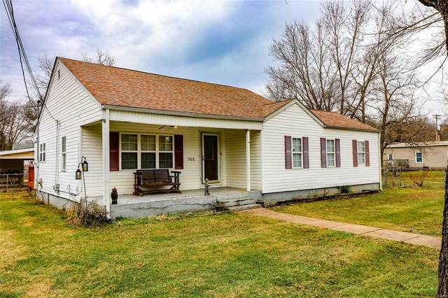 306 S Front Street, Park Hills, MO 63601 (#20084652) :: Matt Smith Real Estate Group