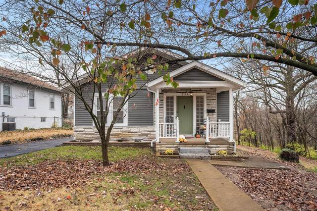 835 Marshall Avenue, St Louis, MO 63119 (#20084674) :: Parson Realty Group