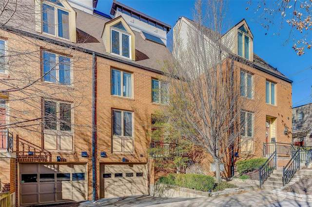 111 W Pine Place, St Louis, MO 63108 (#20084703) :: Kelly Hager Group   TdD Premier Real Estate