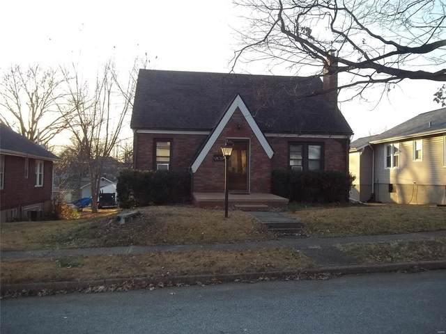 909 Burgess Avenue, Crystal City, MO 63019 (#20084798) :: Clarity Street Realty