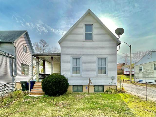 5834 Wise Avenue, St Louis, MO 63110 (#20084815) :: St. Louis Finest Homes Realty Group