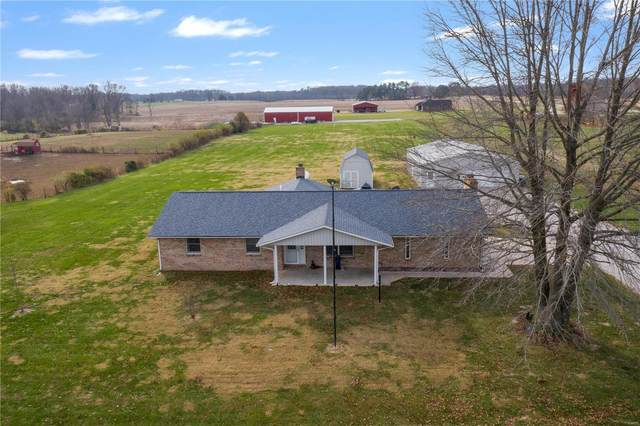 4216 Schwab Road, Millstadt, IL 62260 (#20084836) :: Tarrant & Harman Real Estate and Auction Co.