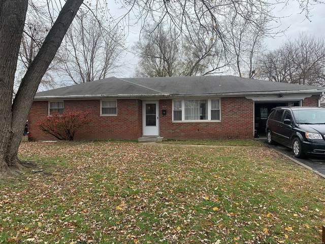 809 Joliet Drive, Cahokia, IL 62206 (#20084856) :: Parson Realty Group