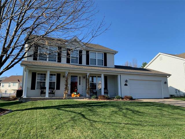1129 Ivy Point Drive, O'Fallon, MO 63366 (#20084878) :: Parson Realty Group