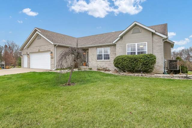 5 Lake Shore Dr., Worden, IL 62097 (#20084886) :: Parson Realty Group