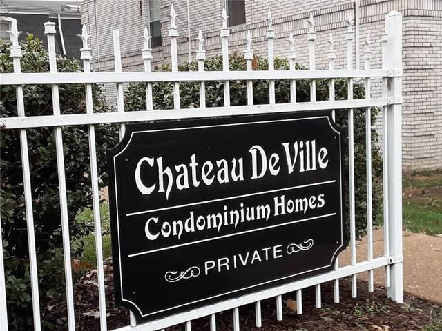 4370 Chateau De Ville Drive D, St Louis, MO 63129 (#20084907) :: Century 21 Advantage