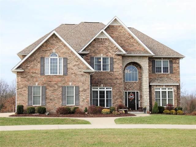 13185 Jenna Lane, Rolla, MO 65401 (#20084909) :: Realty Executives, Fort Leonard Wood LLC