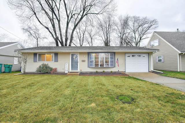 616 Juniper, O'Fallon, IL 62269 (#20084933) :: Tarrant & Harman Real Estate and Auction Co.