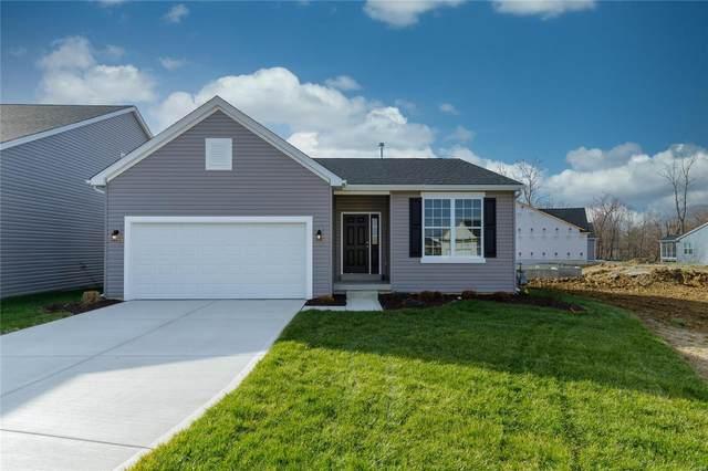 125 Rhythm Point Drive, Saint Peters, MO 63376 (#20084939) :: Matt Smith Real Estate Group