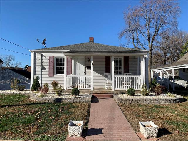 531 S Main Street, Waterloo, IL 62298 (#20084949) :: RE/MAX Professional Realty