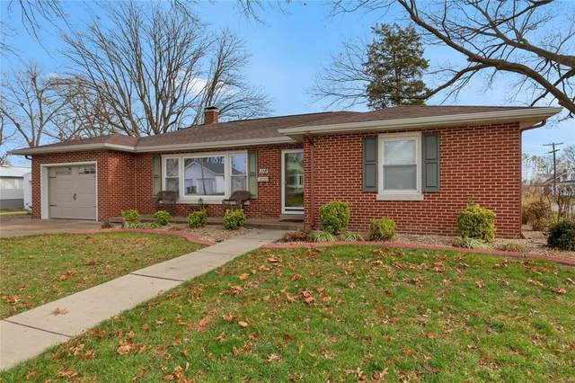 118 Prairie Street, RED BUD, IL 62278 (#20084952) :: Parson Realty Group