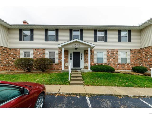 2219 Highland Hill Drive C, Saint Peters, MO 63376 (#20084984) :: St. Louis Finest Homes Realty Group