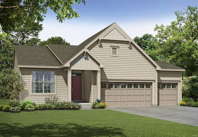806 Walker Lane, Dardenne Prairie, MO 63368 (#20085006) :: PalmerHouse Properties LLC
