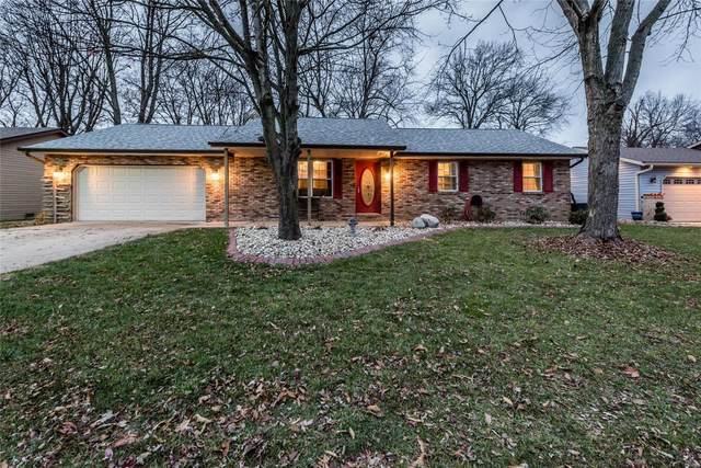 410 Bargraves, Troy, IL 62294 (#20085048) :: St. Louis Finest Homes Realty Group