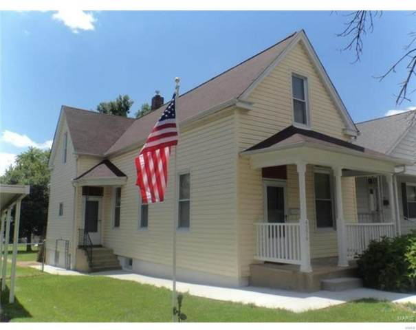 4226 Bates, St Louis, MO 63116 (#20085080) :: Parson Realty Group