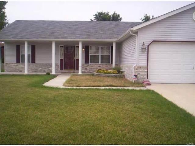 2346 Coniferous Drive, Shiloh, IL 62221 (#20085114) :: Parson Realty Group