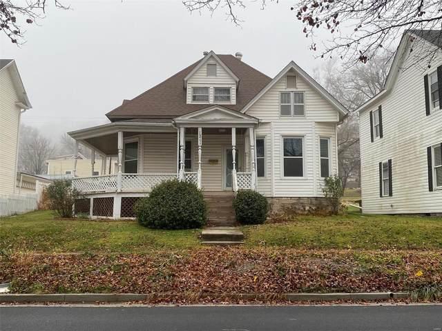 1211 Georgia, Louisiana, MO 63353 (#20085121) :: The Becky O'Neill Power Home Selling Team
