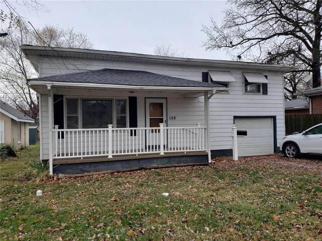 156 S Central Avenue, Wood River, IL 62095 (#20085123) :: Clarity Street Realty