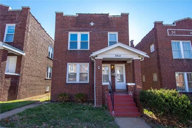 3912 Miami Street, St Louis, MO 63116 (#20085134) :: Matt Smith Real Estate Group