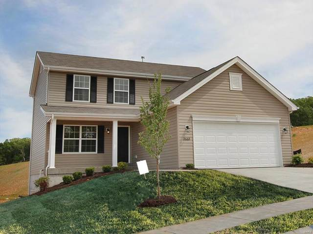 310 Race Horse Lane, Wentzville, MO 63385 (#20085147) :: Parson Realty Group