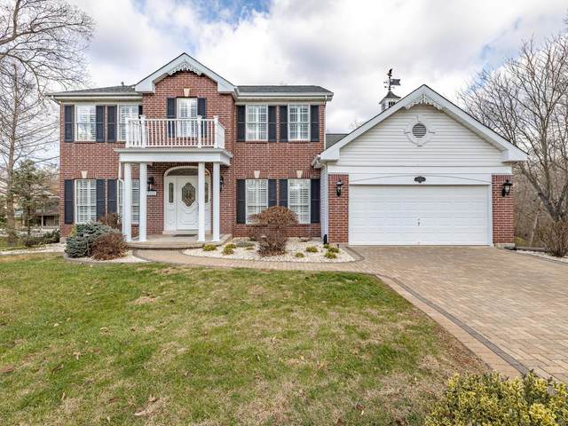 7303 Summertime Drive, St Louis, MO 63129 (#20085190) :: Krch Realty