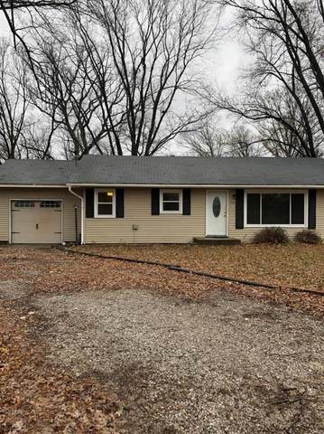 106 E Division Street, POCAHONTAS, IL 62275 (#20085231) :: RE/MAX Professional Realty