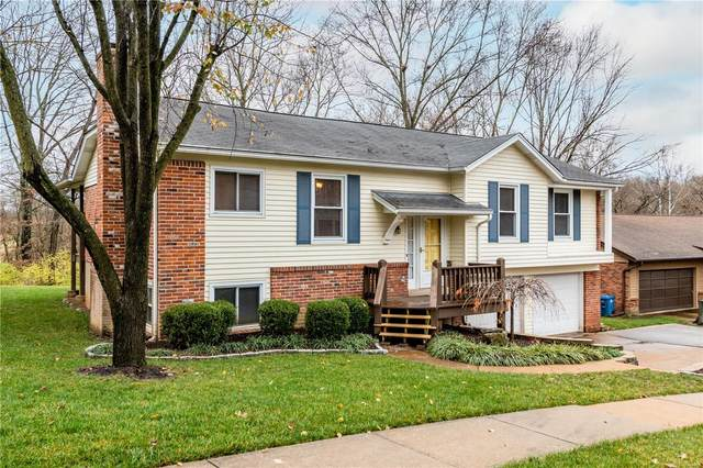 5880 Chrisbrook, St Louis, MO 63128 (#20085235) :: St. Louis Finest Homes Realty Group