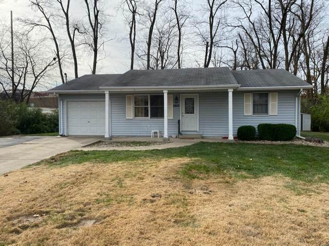 2802 Francis Drive, Godfrey, IL 62035 (#20085248) :: Parson Realty Group