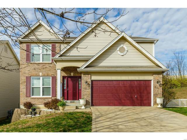 4388 Hawkins Glen Way, St Louis, MO 63129 (#20085251) :: RE/MAX Vision