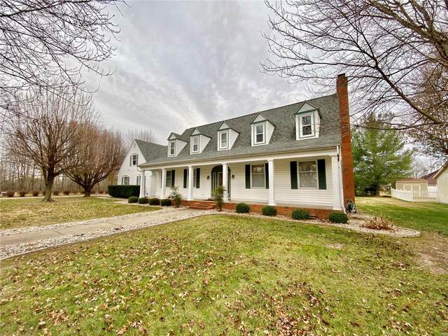209 Dinah Lane, MARION, IL 62959 (MLS #20085254) :: Century 21 Prestige
