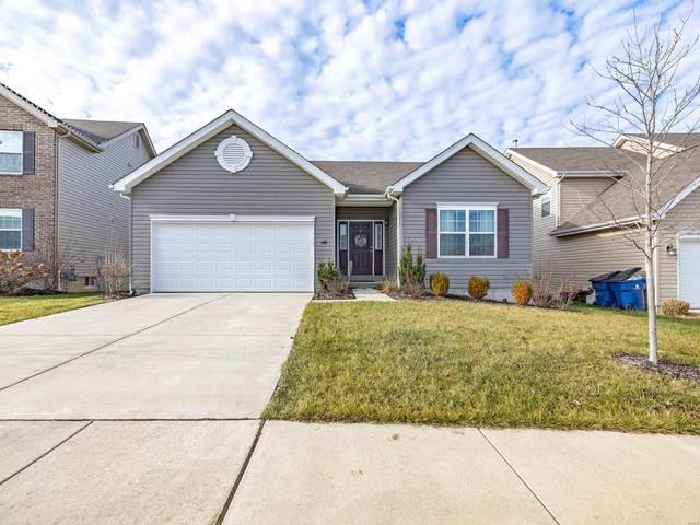 1116 Winding Bluffs Way, Fenton, MO 63026 (#20085291) :: Parson Realty Group