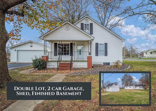 1260 George Street, Wood River, IL 62095 (#20085301) :: Clarity Street Realty